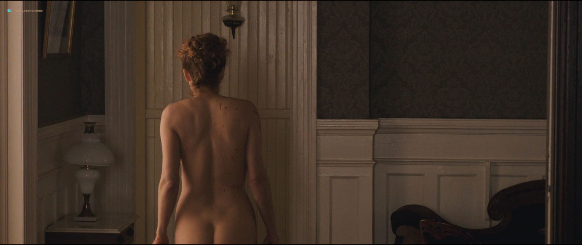 Kristen Stewart nude topless Chloe Sevigny nude topless and butt - Lizzie (2018) HD1080p BluRay (11)
