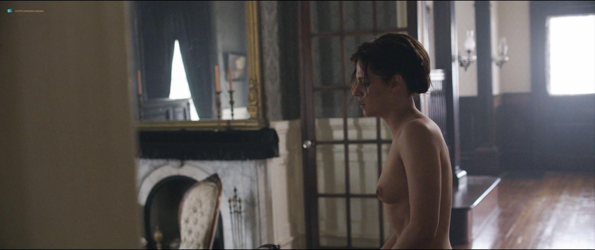 Kristen Stewart nude topless Chloe Sevigny nude topless and butt - Lizzie (2018) HD1080p BluRay (6)