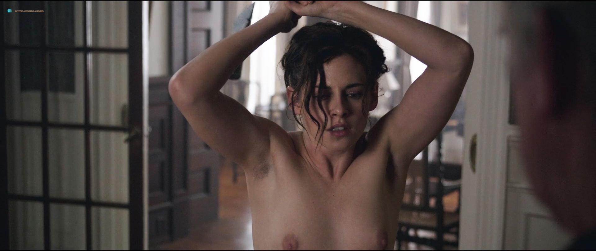 Kristen Stewart nude topless Chloe Sevigny nude topless and butt - Lizzie (2018) HD1080p BluRay (5)