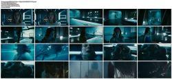 Natalia Tena nude sideboob in the shower - Origin s01e10 (2018) HD 1080p (1)