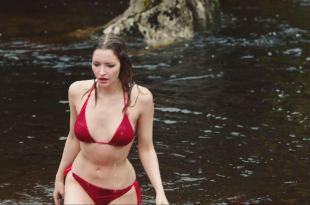 Talulah Riley hot and wet in bikini - Scottish Mussel (UK-2015) HD 1080p Web (12)