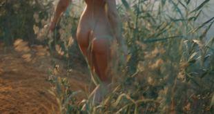 Aglaya Tarasova nude butt while skinny dipping - Tanki (RU-2018) HD 1080p Web (6)
