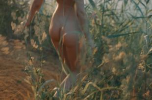 Aglaya Tarasova nude butt while skinny dipping – Tanki (RU-2018) HD 1080p Web
