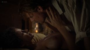 Caitriona Balfe nude topless and mild sex – Outlander (2018) s4e6 hd1080p