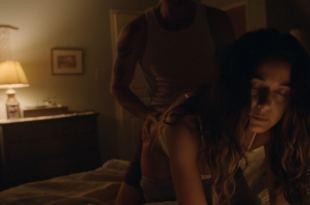 Emmanuelle Chriqui hot and sex doggy style – Hospitality (2018) HD 1080p