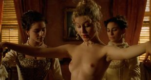 Gabriella Pession nude topless and sex Lola Pagnani nude full frontal - Ferdinando and Carolina (1999) HD 1080p (15)