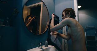 Katharina Schüttler nude side boob Anna Maria Mühe hot - Dogs of Berlin (2018) s1e2 HD 1080p (3)