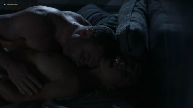 Lola Glaudini nude topless and hot sex - Ray Donovan (2018) s6e6 HD 1080p (7)