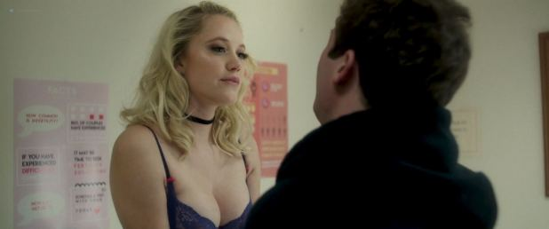Maika Monroe hot and some sex - After Everything (2018) 1080p WEB (9)