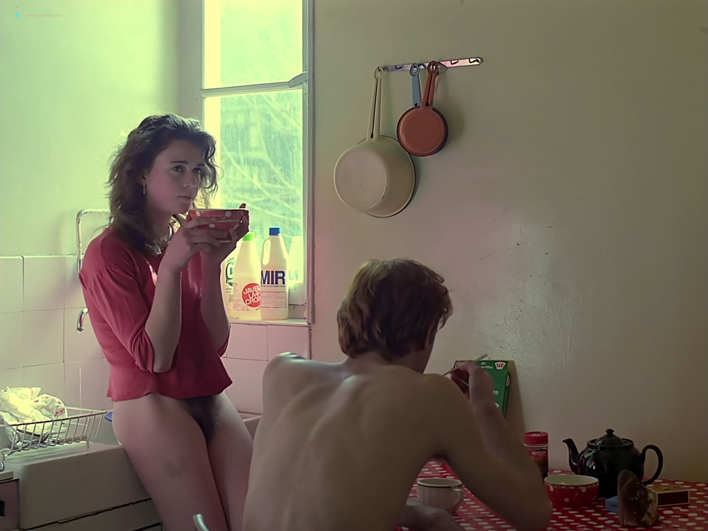 Maruschka Detmers nude full frontal - Prénom Carmen (1983) HD 1080p BluRay (11)