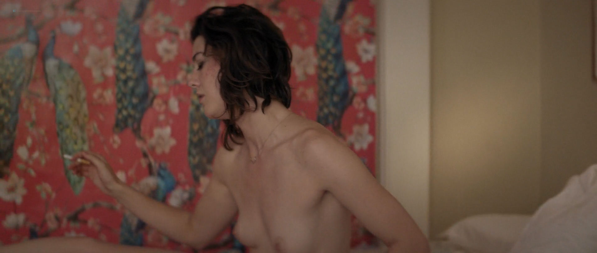 Mary Elizabeth Winstead Nude Topless And Hot - All About Nina 2018 Hd 1080P-9404