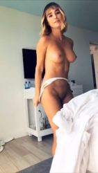 Sara Jean Underwood nude full frontal - Bahamas Trip - Compilation - Days 1-4 good parts (19)