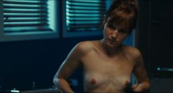 Anais Demoustier nude topless and hot sex Isild Le Besco nude - Une nouvelle amie (FR-2014) HD 1080p BluRay (18)