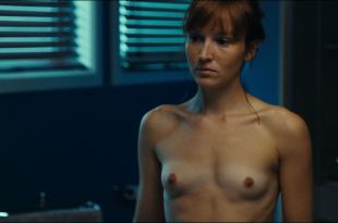 Anais Demoustier nude topless and hot sex Isild Le Besco nude – Une nouvelle amie (FR-2014) HD 1080p BluRay
