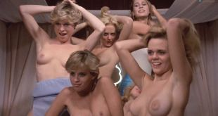 Kristi Somers nude topless Darcy DeMoss, Teal Roberts and others nude too - Hardbodies (1984) HD 1080p (9)