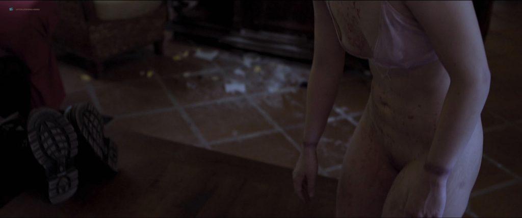 Macarena Carrere nude full frontal Ximena del Solar and Dominga Bofill all nude - Trauma (ES-2018) HD 1080p (2)
