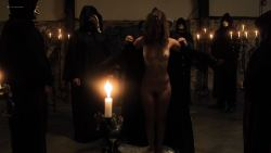 Manon Pages nude full frontal - The Demonologist (2018) HD 1080p Web (10)