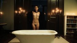 Manon Pages nude full frontal - The Demonologist (2018) HD 1080p Web (8)