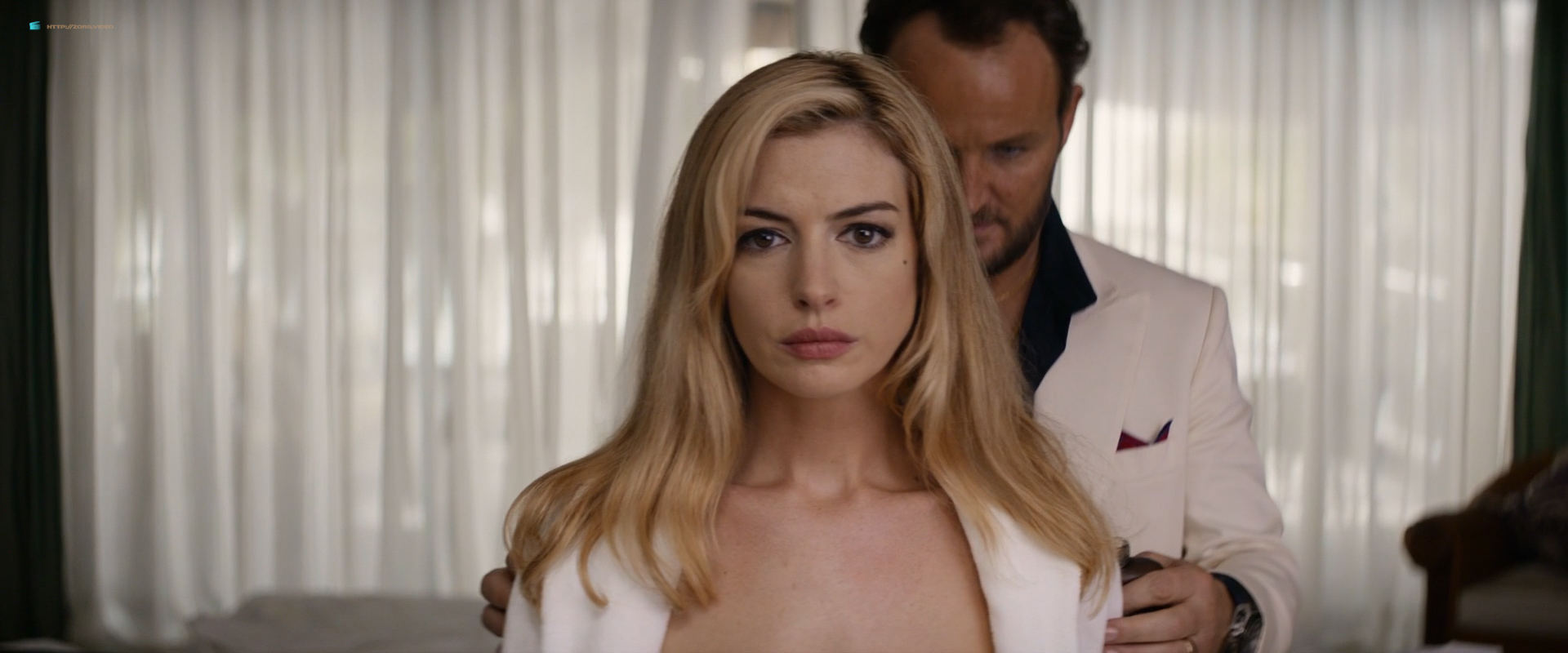 Anne Hathaway hot in sex scene - Serenity (2019) HD 1080p BluRay (15)