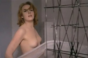 Dagmar Lassander nude topless in more the few scenes - Femina ridens (IT-1969) (9)