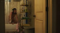 Frankie Shaw nude full frontal in the shower- Smilf (2019) s2e5 HD 1080p (6)