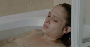 Jemima Kirke nude topless in the tub - Wild Honey Pie (2018) HD 1080p Web (9)