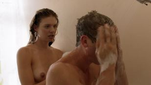 Kate Miner nude topless in the shower - Shameless (2019) s9e10 HD 1080p