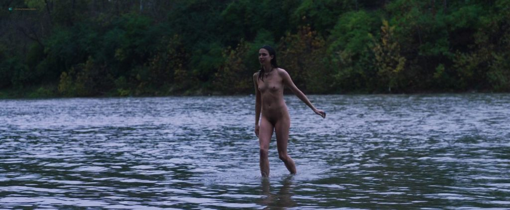 Margaret Qualley nude full frontal - Donnybrook (2018) HD1080p Web (4)