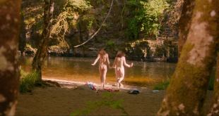 Rebecca Night nude butt Gemma-Leah Devereux nude butt too - Dartmoor Killing (2015) HD 1080p (4)