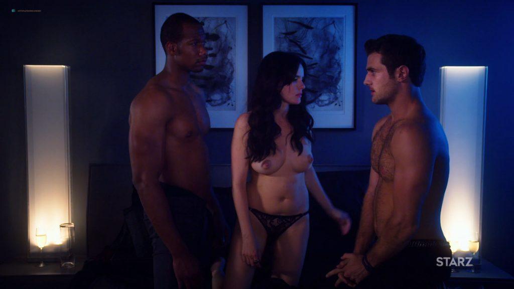 Kelli Berglund nude Roxane Mesquida nude sex threesome - Now Apocalypse (2019) s1e8 HD 1080p (9)