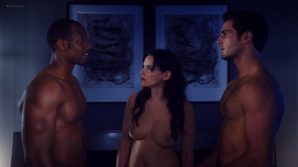 Kelli Berglund nude Roxane Mesquida nude sex threesome - Now Apocalypse (2019) s1e8 HD 1080p (5)