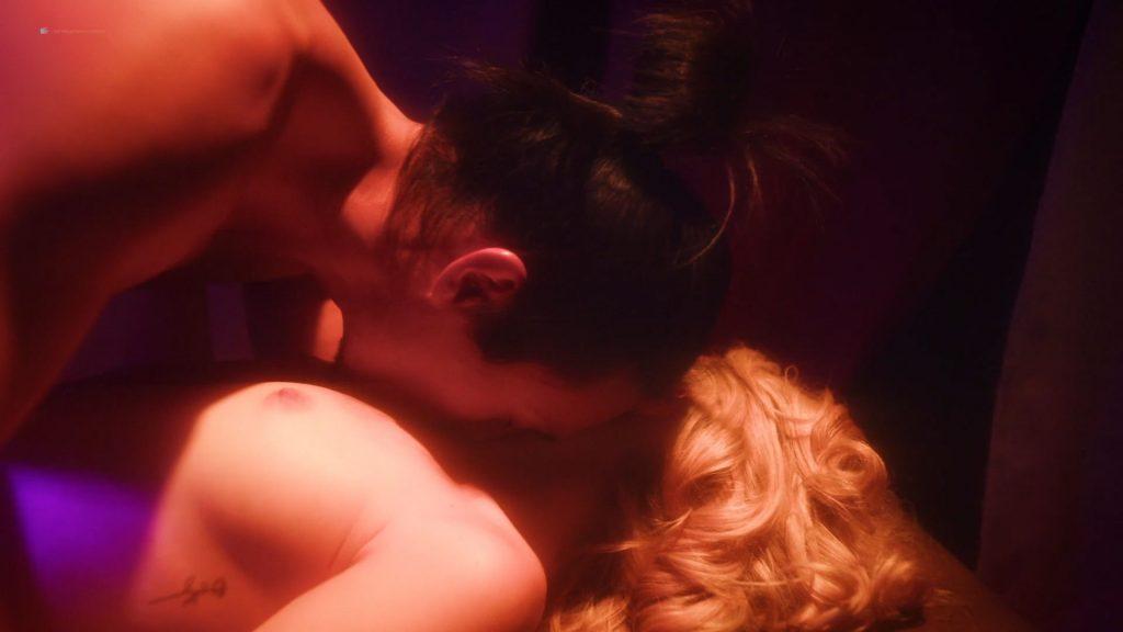 Kelli Berglund nude sex Roxane Mesquida nude sex thtreesome again - Now Apocalypse (2019) s1e9 HD 1080p (9)