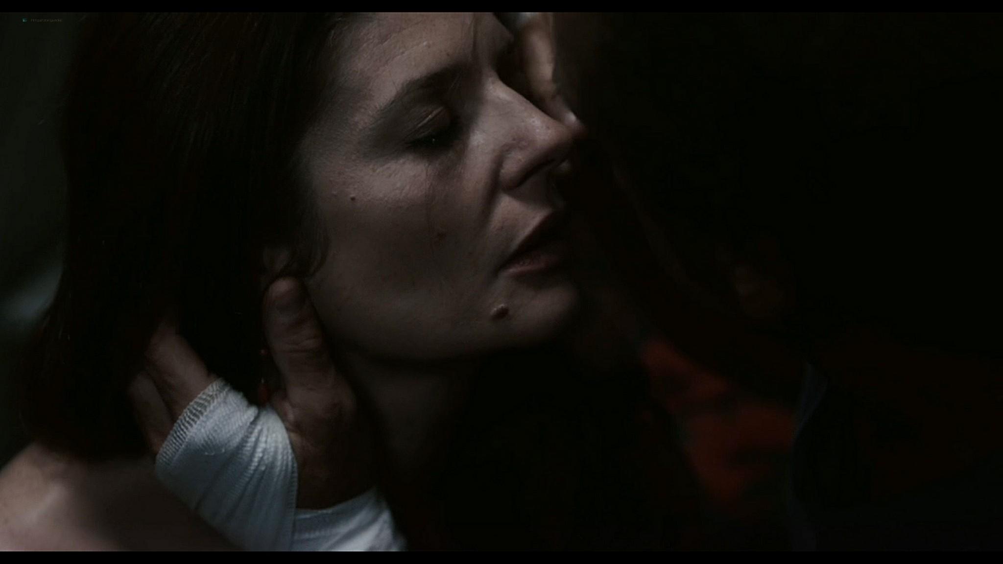 Lola Creton nude full frontal and Chiara Mastroianni nude sex - Bastards (2013) HD 1080p (2)
