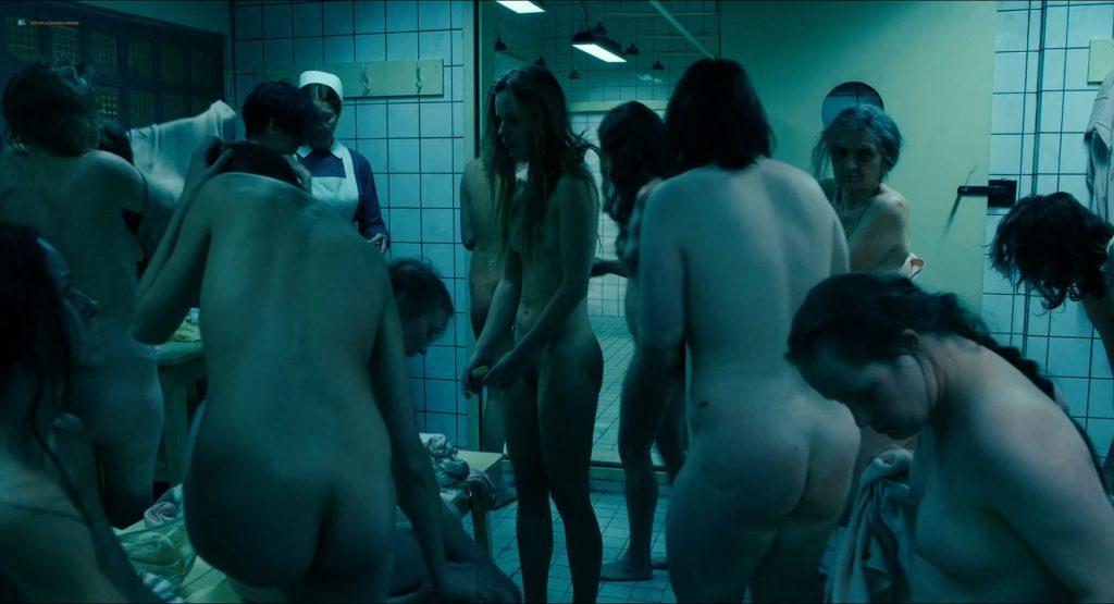 Paula Beer nude full frontal Saskia Rosendahl and Ulrike C. Tscharre nude - Werk ohne Autor (DE-2018) HD 1080p (14)