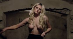 Sky Ferreira nude topless and sex - Lords of Chaos (2018) HD 1080p Web (11)