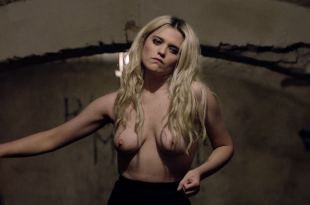 Sky Ferreira nude topless and sex – Lords of Chaos (2018) HD 1080p Web
