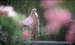 Ursula Andress nude full frontal Carla Romanelli and Luciana Paluzzi nude bush too in The Sensuous Nurse (1975) (11)