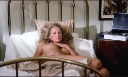 Ursula Andress nude full frontal Carla Romanelli and Luciana Paluzzi nude bush too in The Sensuous Nurse (1975) (5)