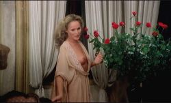 Ursula Andress nude full frontal Carla Romanelli and Luciana Paluzzi nude bush too in The Sensuous Nurse (1975) (3)
