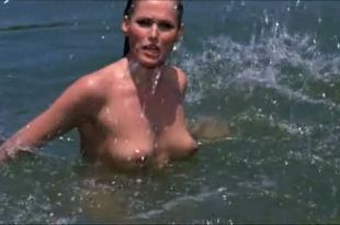 Ursula Andress nude topless and skinny dipping – The Southern Star (1969)
