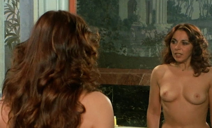 Carmen Russo nude full frontal Anna Veneziano and Mariangela Giordano nude too - Patrick Still Lives (IT-1980) (10)