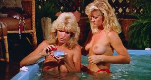 Dona Speir nude Hope Marie Carlton and Patty Duffek nude too- Hard Ticket to Hawaii (1987) HD 1080p BluRay (17)