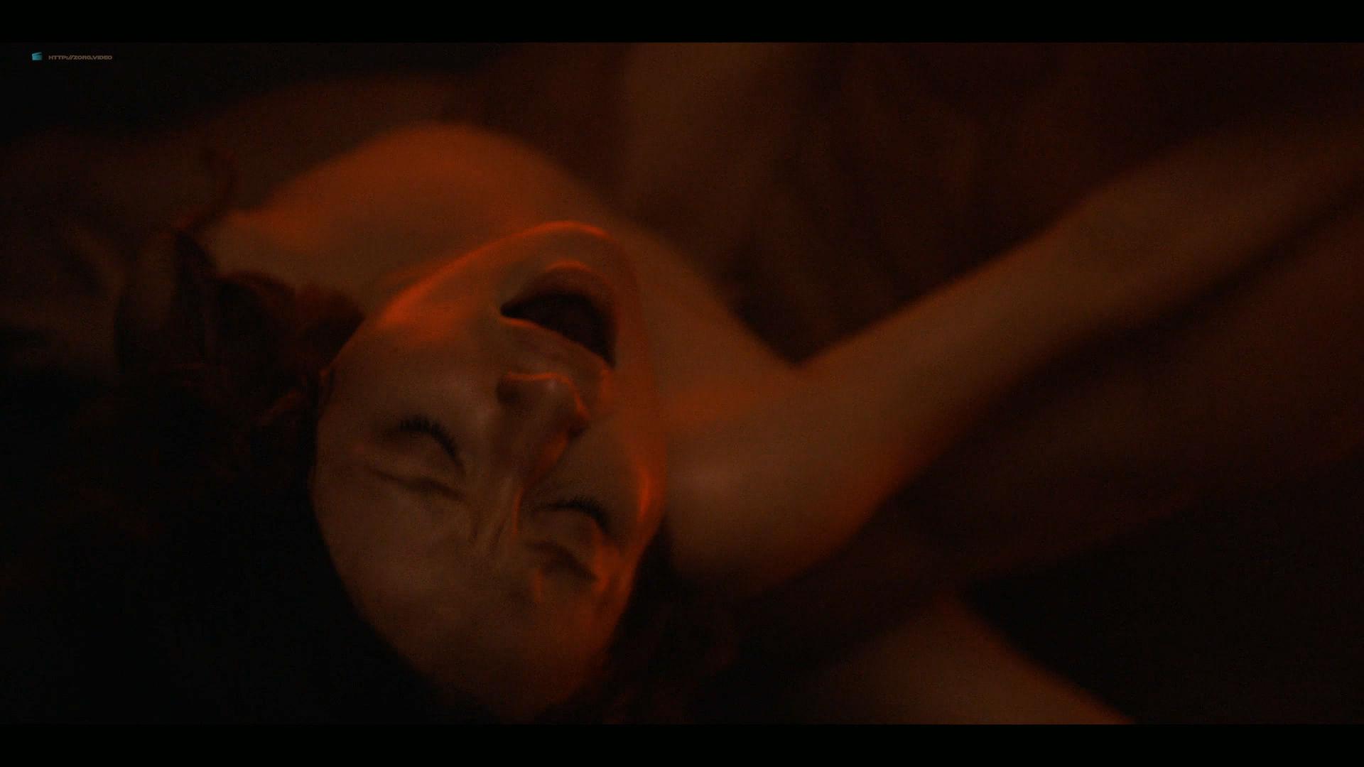 Emily Browning nude hot sex Hani Furstenberg nude sex too - American Gods (2019) s2e5 HD 1080p (5)