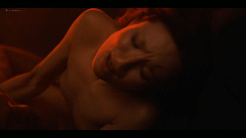 Emily Browning nude hot sex Hani Furstenberg nude sex too - American Gods (2019) s2e5 HD 1080p (4)