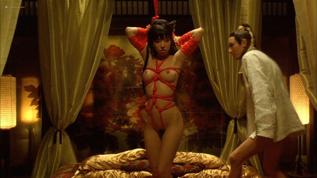Hikaru Wakana nude full frontal Kaera Uehara and others nude lot of sex - Sex & Chopsticks 2 (HK-2009) HD 1080p BluRay (14)