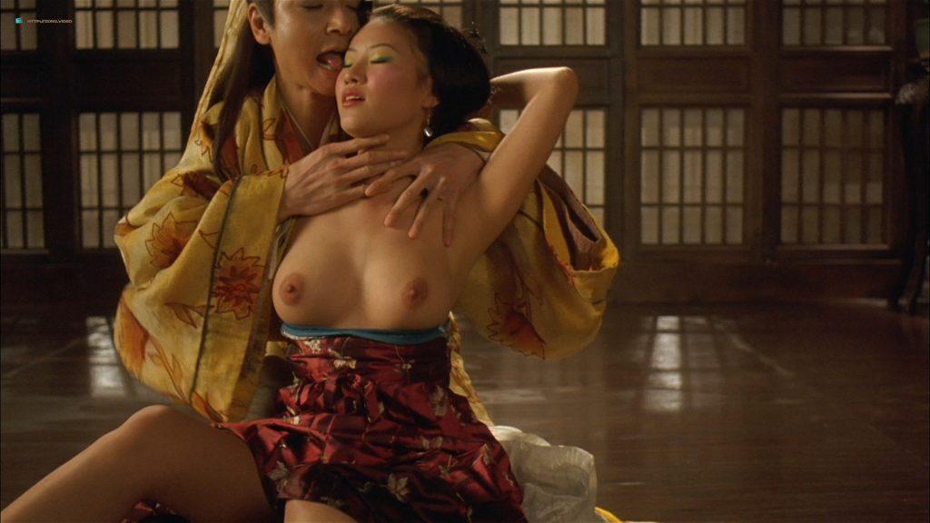 Hikaru Wakana nude full frontal Kaera Uehara and others nude lot of sex - Sex & Chopsticks 2 (HK-2009) HD 1080p BluRay (11)