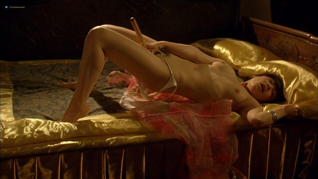 Hikaru Wakana nude full frontal Kaera Uehara and others nude lot of sex - Sex & Chopsticks 2 (HK-2009) HD 1080p BluRay (4)