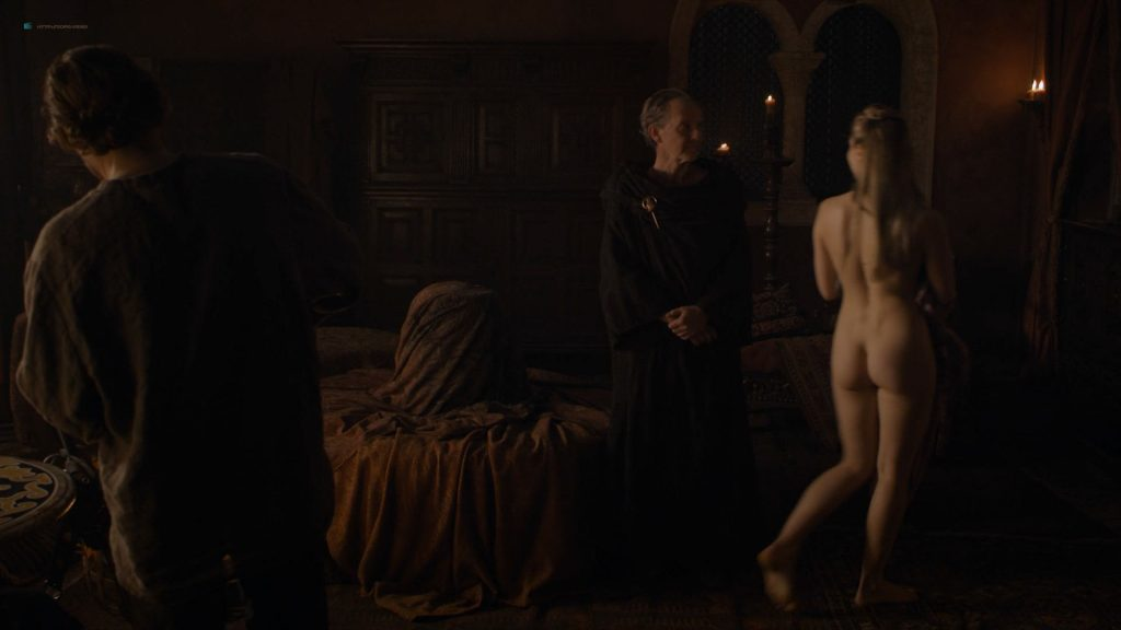 Josephine Gillan nude full frontal Lucy Aarden nude - Game of Thrones(2019) s8e1 HD 720/1080p (2)