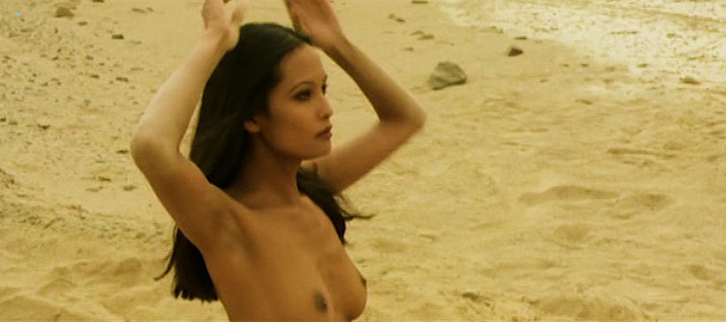 Laura Gemser nude full frontal Annie Belle and others nude and hot sex - Black Emmanuelle, White Emmanuelle (1977) (16)