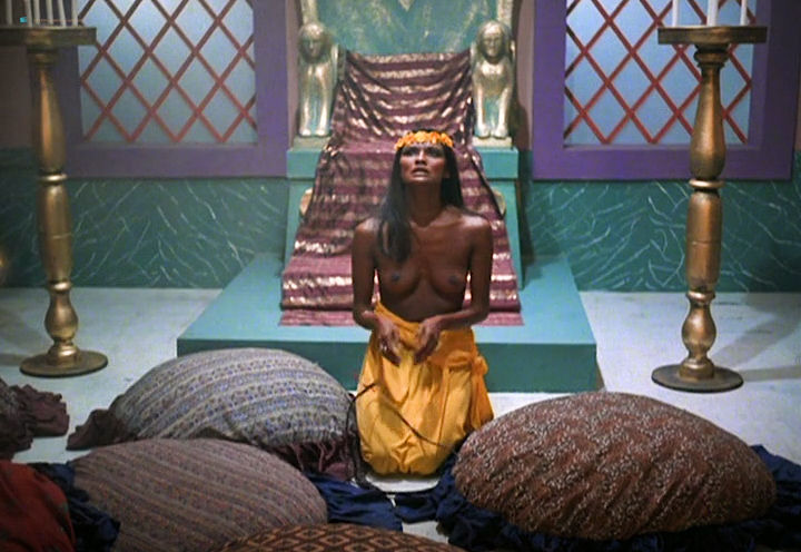 Laura Gemser nude full frontal Simone Brahmann and other nude and lot of sex - Love Camp (DE-1981) (6)